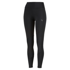 Thumbnail 4 of Always On Solid Women's 7/8 Training Leggings, Puma Black, medium
