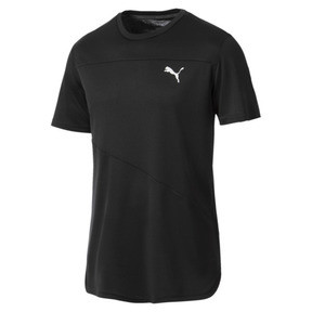 Thumbnail 4 of Running Men's IGNITE Mono T-Shirt, Puma Black, medium