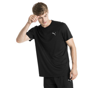 Thumbnail 1 of Running Men's IGNITE Mono T-Shirt, Puma Black, medium