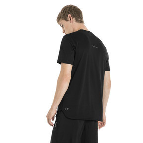 Thumbnail 2 of Running Men's IGNITE Mono T-Shirt, Puma Black, medium