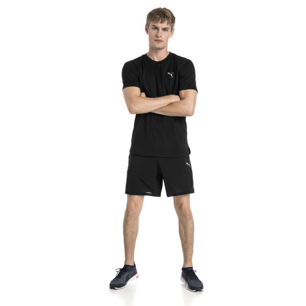 Running Men's IGNITE Mono T-Shirt, Puma Black, large
