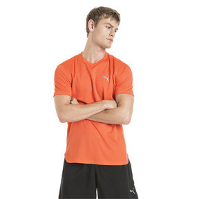 Thumbnail 2 of Running Men's IGNITE Mono T-Shirt, Firecracker, medium