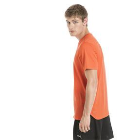 Thumbnail 3 of Running Men's IGNITE Mono T-Shirt, Firecracker, medium