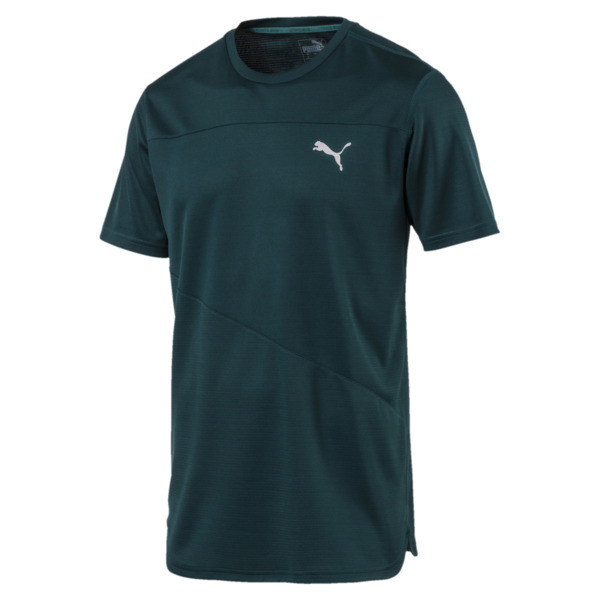 Running Men's IGNITE Mono T-Shirt, Ponderosa Pine, large