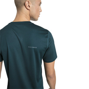 Thumbnail 2 of Running Men's IGNITE Mono T-Shirt, Ponderosa Pine, medium