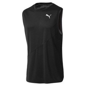 Thumbnail 1 of IGNITE Mono Men's Running Singlet, Puma Black, medium