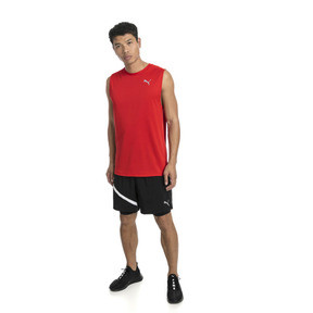 Thumbnail 3 of T-Shirt de course sans manche IGNITE Mono pour homme, High Risk Red, medium