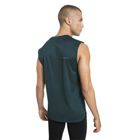 Thumbnail 2 of IGNITE Mono Men's Running Singlet, Ponderosa Pine, medium