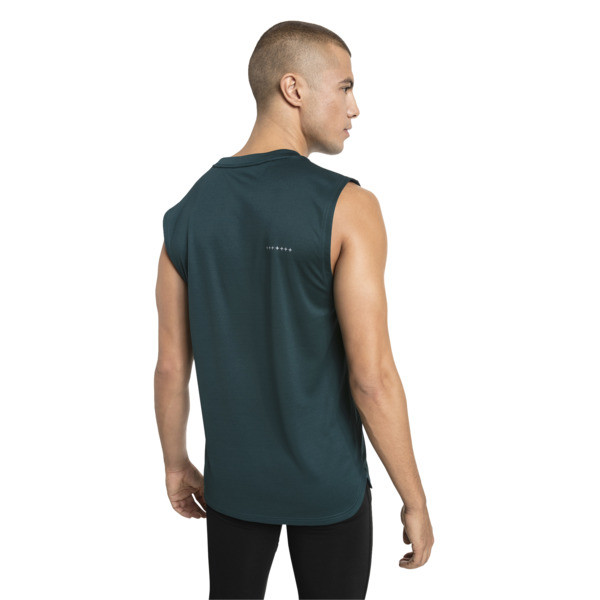 IGNITE Mono Men's Running Singlet, Ponderosa Pine, large