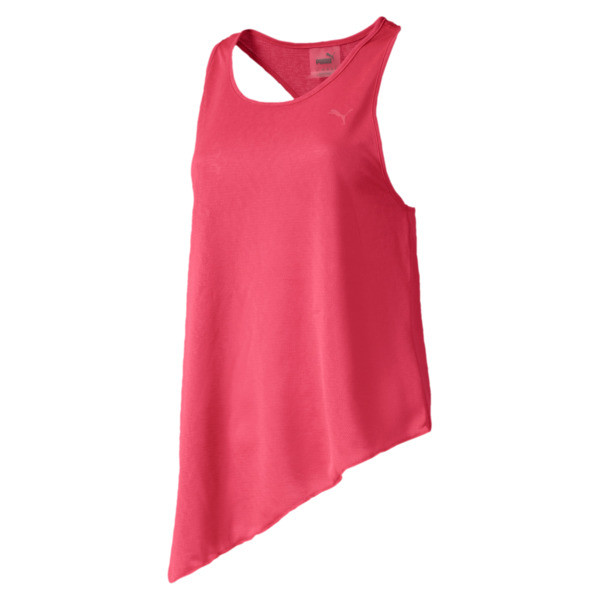 Training Damen A.C.E. Mono Tank-Top, Pink Alert, large