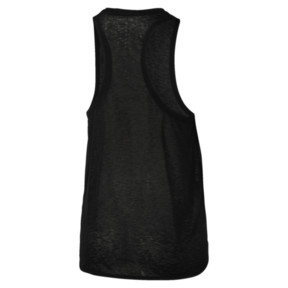 Thumbnail 5 of Running Women's IGNITE Mono Tank Top, Puma Black, medium
