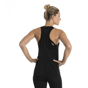 Thumbnail 2 of Running Women's IGNITE Mono Tank Top, Puma Black, medium