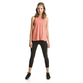 Thumbnail 3 of Running Women's IGNITE Mono Tank Top, Bright Peach, medium