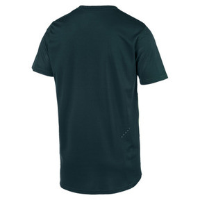 Thumbnail 5 of Ignite Men's Tee, Ponderosa Pine-Peacoat, medium