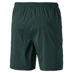 Thumbnail 5 of IGNITE Woven Men's Training Shorts, Ponderosa Pine-Peacoat, medium