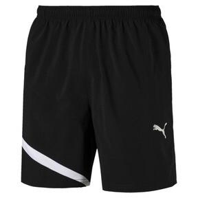 "Thumbnail 1 of Ignite Blocked Men's 7"" Shorts, Puma Black-Puma White, medium"