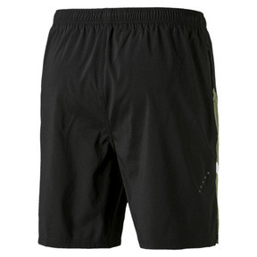 Thumbnail 5 of IGNITE Woven Men's Training Shorts, Puma Black-Olivine, medium