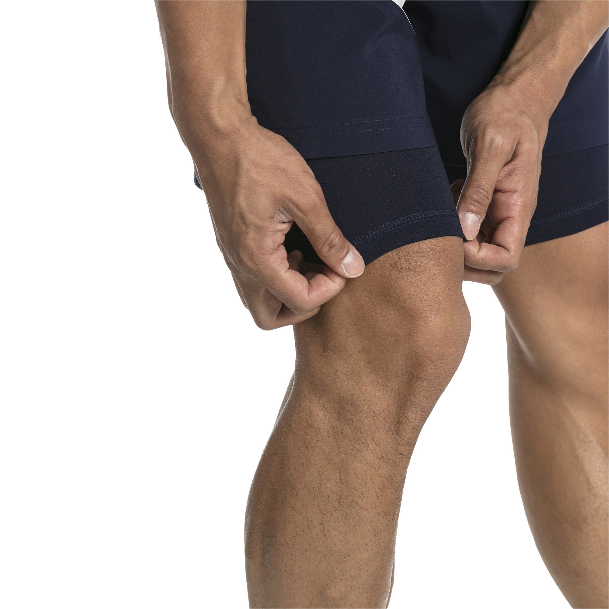Image Puma Ignite Woven 2 in 1 Men's Running Shorts #4