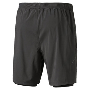 "Thumbnail 3 of Ignite 2in1 7"" Short, Asphalt-Puma Black, medium"