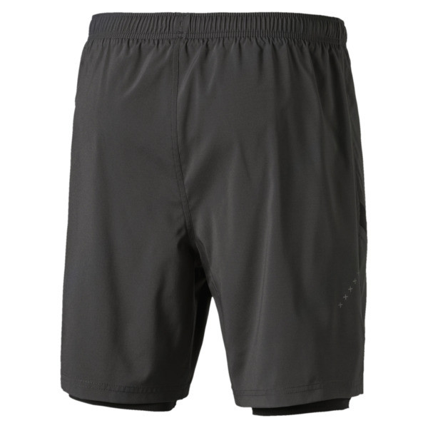 "Ignite 2in1 7"" Short, Asphalt-Puma Black, large"