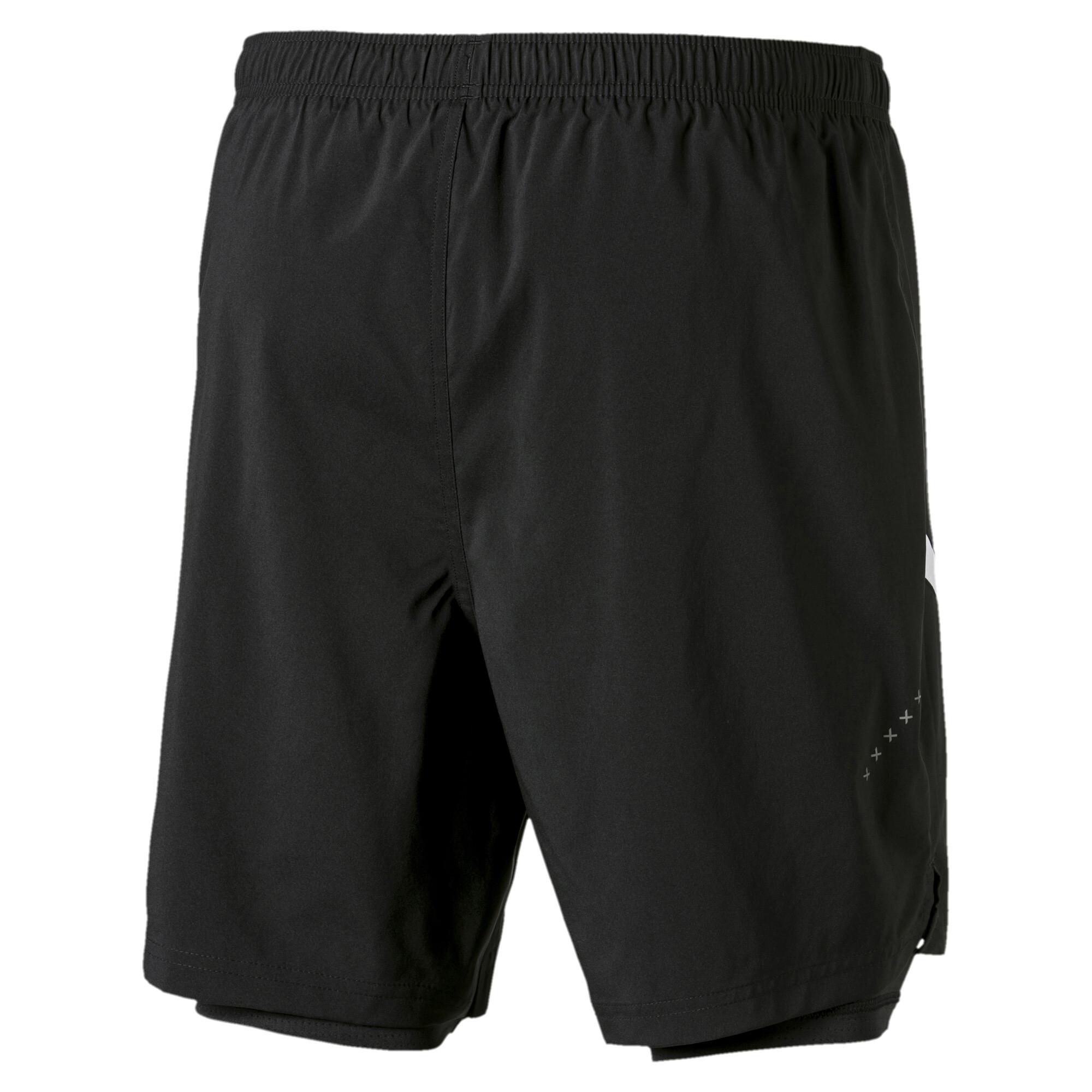 Image Puma Ignite Woven 2 in 1 Men's Running Shorts #6