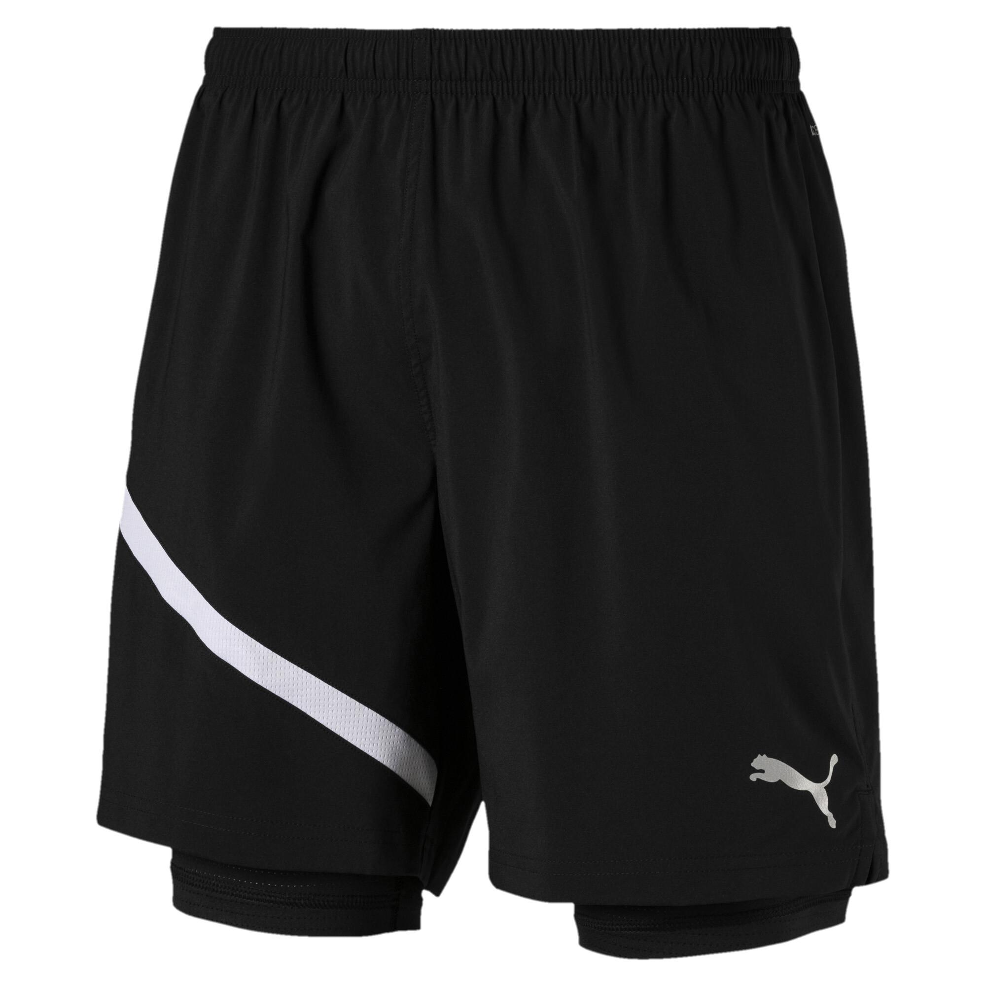 Image Puma Ignite Woven 2 in 1 Men's Running Shorts #5