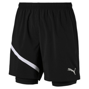 Ignite Woven 2 in 1 Men's Running Shorts