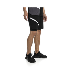 Image Puma Ignite Woven 2 in 1 Men's Running Shorts