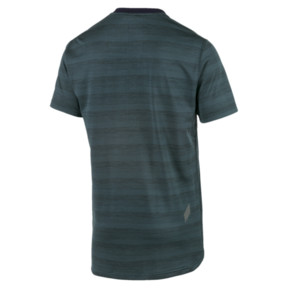 Thumbnail 5 of PACE Short Sleeve Men's Running Tee, Ponderosa Pine-Peacoat, medium