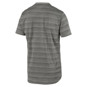 Thumbnail 3 of PACE S/S Tee, Med Gry Hthr-Lt Gry Hthr, medium