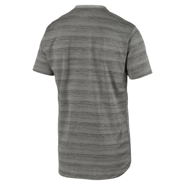PACE S/S Tee, Med Gry Hthr-Lt Gry Hthr, large