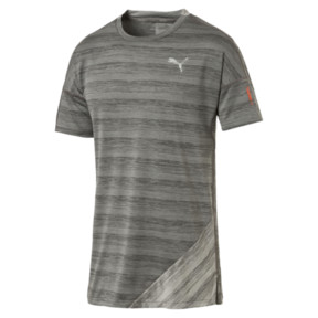 Thumbnail 1 of PACE S/S Tee, Med Gry Hthr-Lt Gry Hthr, medium