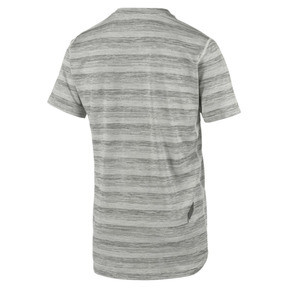 Thumbnail 6 of PACE Short Sleeve Men's Running Tee, Light Gray Heather, medium