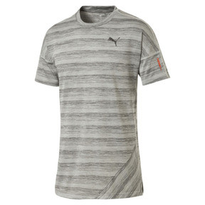 Thumbnail 5 of PACE Short Sleeve Men's Running Tee, Light Gray Heather, medium