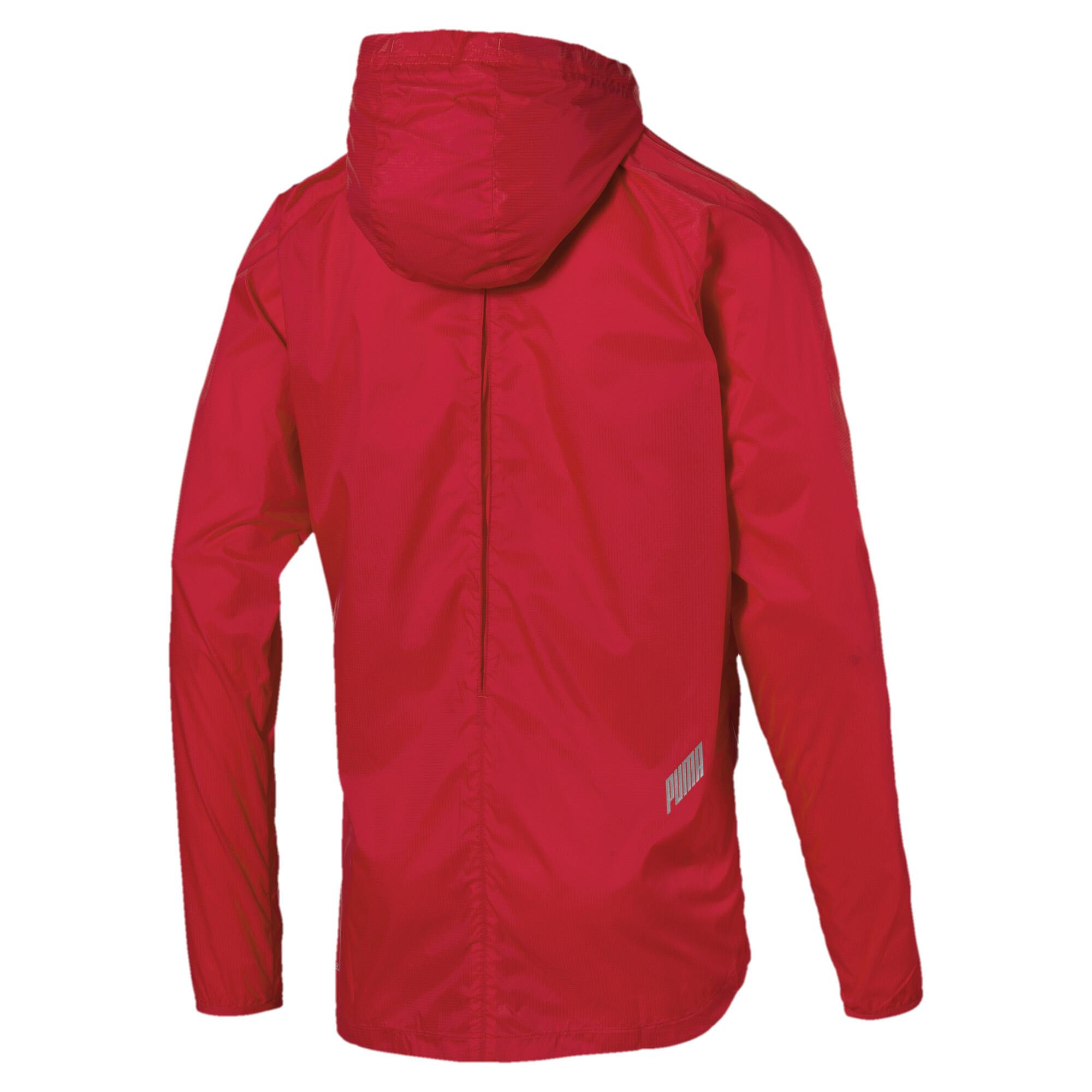 Image Puma Lightweight Full Zip Hooded Men's Jacket #6