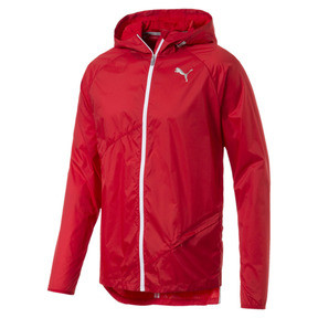 Men's Lightweight Hooded Jacket