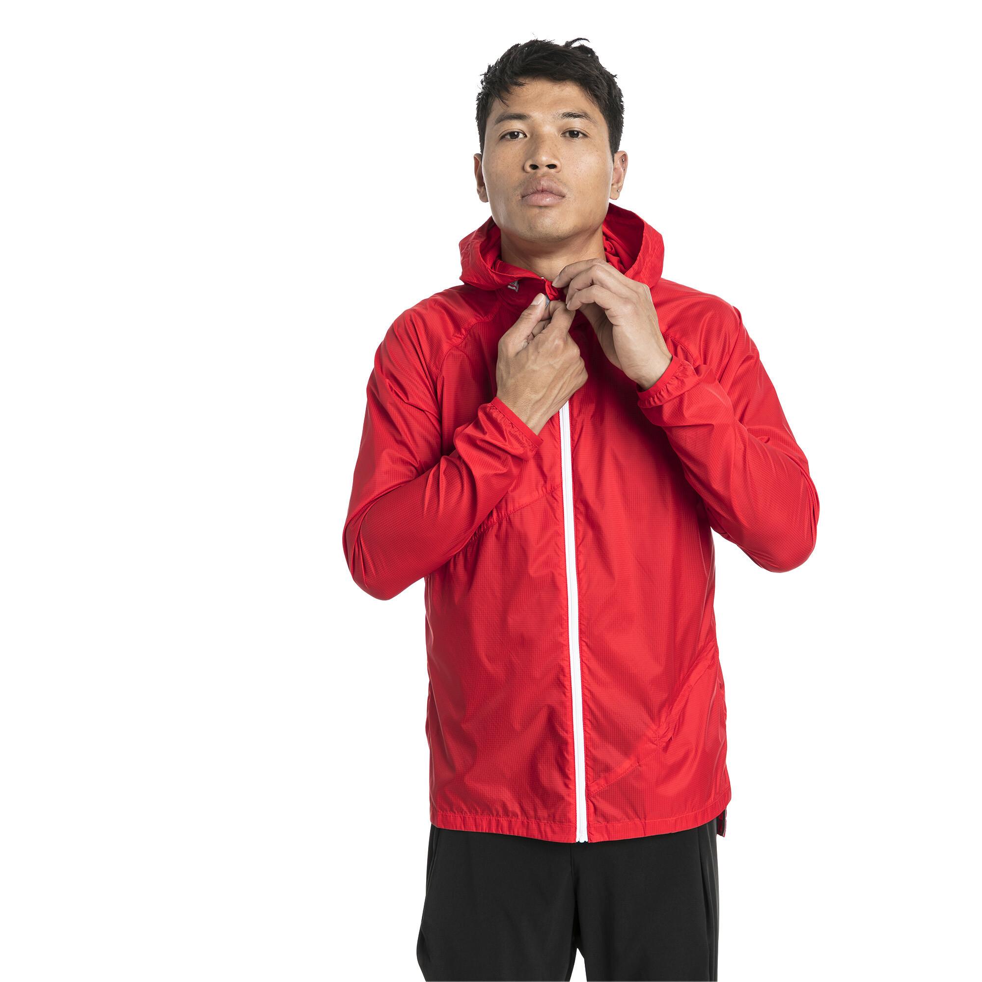 Image Puma Lightweight Full Zip Hooded Men's Jacket #1