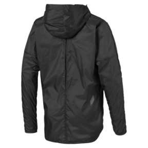 Thumbnail 6 of LastLap Men's Training Jacket, Asphalt Heather, medium