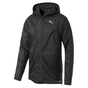 Thumbnail 5 of LastLap Men's Training Jacket, Asphalt Heather, medium