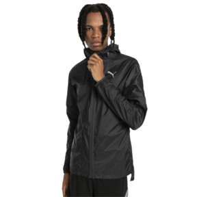 Thumbnail 1 of LastLap Men's Training Jacket, Asphalt Heather, medium