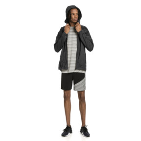 Thumbnail 3 of LastLap Men's Training Jacket, Asphalt Heather, medium