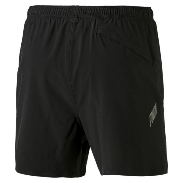 """PACE 5"""" Short, Puma Black-Asphalt, large"""