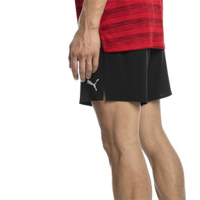 Thumbnail 2 of Pace Herren Running Shorts, Puma Black-Asphalt, medium
