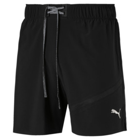 "Thumbnail 1 of Pace 7"" Men's Running Shorts, Puma Black, medium"