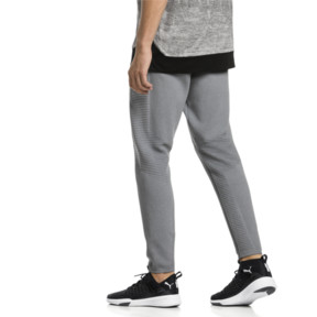 Thumbnail 2 of Energy evoKNIT Men's Training Trackster, Medium Gray Heather, medium