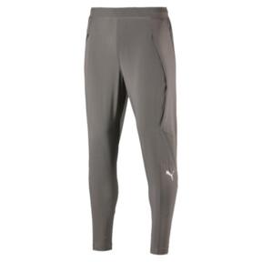 Thumbnail 1 of NeverRunBack Men's Tapered Pants, Charcoal Gray, medium