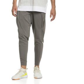 Thumbnail 2 of NeverRunBack Men's Tapered Pants, Charcoal Gray, medium