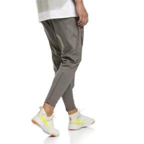 Thumbnail 3 of NeverRunBack Men's Tapered Pants, Charcoal Gray, medium