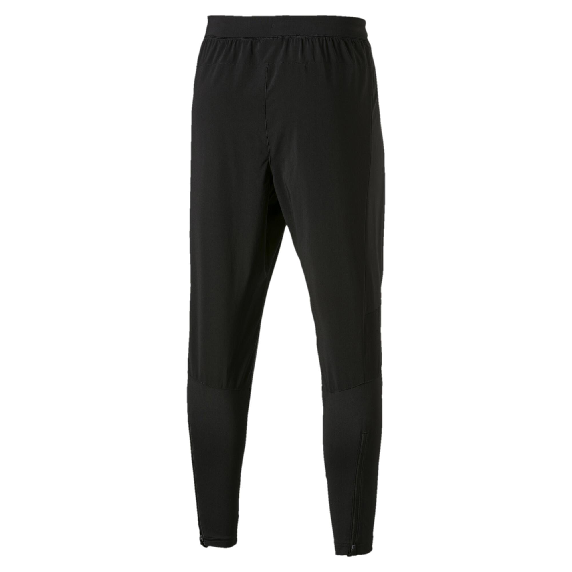Image Puma NeverRunBack Tapered Men's Training Pants #6