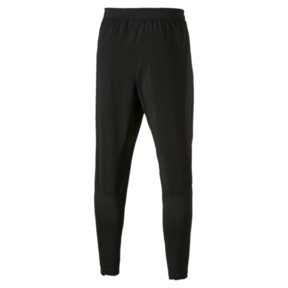 Thumbnail 6 of NeverRunBack Men's Tapered Pants, Puma Black, medium